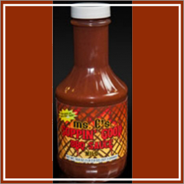 ms. C's Soppin' Good BBQ Sauce (Mild)